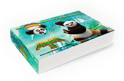 3D-panda